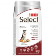 Select adult large breed, para perros adultos de raza grande 33% de pollo