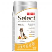 Select adult light, pienso 37% pollo para perros adultos con sobrepeso
