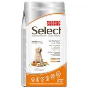 Select puppy, pienso para cachorros de razas medianas, con 40% de pollo