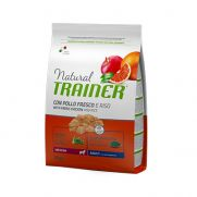 Trainer adult dog medium chicken, alimento para perros con pollo