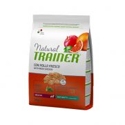 Trainer adult dog medium mature chicken, pienso para perros mayores