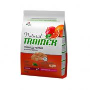 Trainer medium puppy chicken, pienso con pollo para cachorros