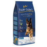 Triple crown sportive dog adult active, para perros deportistas