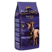 Triple crown titan dog adult maxi, pienso para perros adultos de razas grandes