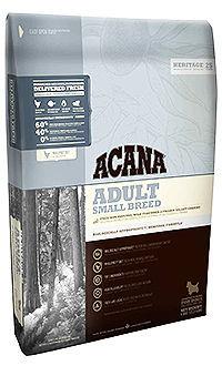 Acana adult small breed para razas pequeñas