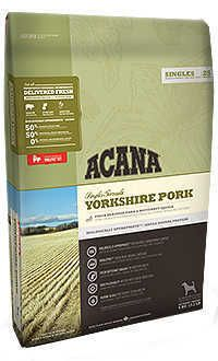 Acana Yorkshire Pork Telepiensoscanarias