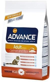 Advance cat adult salmon y arroz