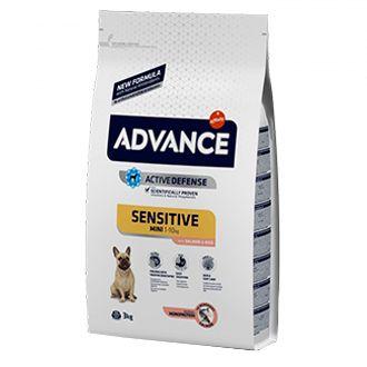 Advance dog adult mini sensitive telepiensoscanarias