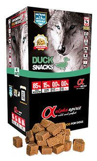 Alpha Spirit duck snacks telepiensoscanarias