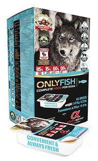 Alpha Spirit only fish complete telepiensoscanarias