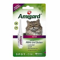 Antiparasitario Amigard gatos