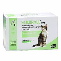 Antiparasitario Eliminall gatos