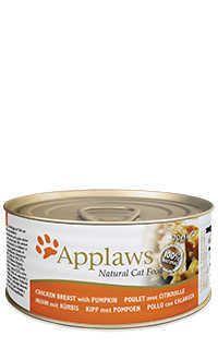 Applaws lata caldo gato pollo calabaza Telepiensoscanarias