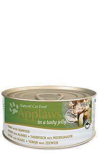 Applaws lata gelatina gato atun alga Telepiensoscanarias