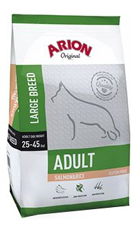 Arion Original adult large breed salmon rice TelepiensosCanarias 22 5 2018 202041
