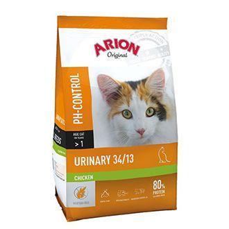 Arion Original cat urinary chicken telepiensoscanarias