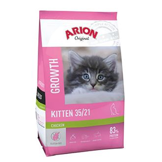 Arion Original kitten chicken telepiensoscanarias