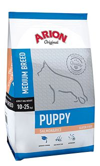 Arion Original puppy medium breed salmon rice TelepiensosCanarias 22 5 2018 213236