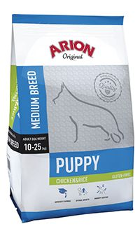 Arion Original puppy medium chicken rice TelepiensosCanarias 22 5 2018 213622