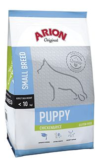 Arion Original puppy small breed chicken rice TelepiensosCanarias 22 5 2018 214032