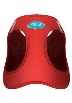Curli vest softshell rojo TelepiensosCanarias