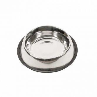Duvo bebedero comedero inox anti slip feeding bowl Telepiensoscanarias