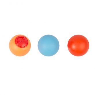 Duvo juguete para perro, vinyl treat ball mix