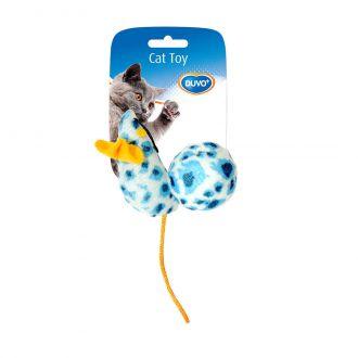 Duvo juguetes gatos assortment mouse and ball Telepiensoscanarias