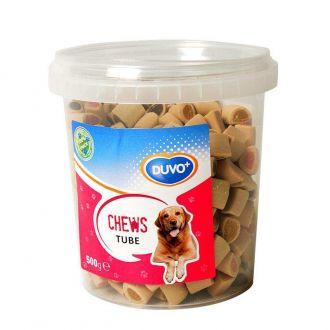 Duvo perro golosinas soft chew tube Telepiensoscanarias