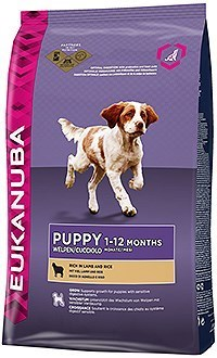 Eukanuba puppy junior all breed