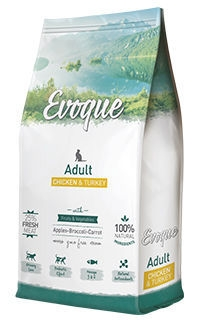 Evoque cat adult chicken turquey Telepiensoscanarias