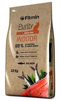 Fitmin Purity cat indoor Telepiensoscanarias