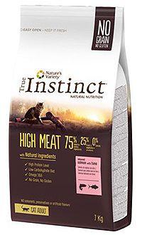 Instinct gato high meat salmon atun telepiensoscanarias