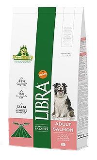 Libra adult salmon, alimento para perros con estómago sensible