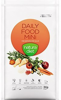 Natura diet daly food mini