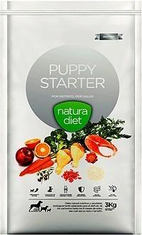 Natura diet puppy starter