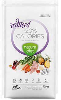 Natura diet reduce 20 porciento calorias Telepiensoscanarias
