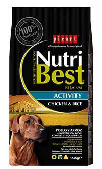 Nutri Best adult activity chicken telepiensoscanarias 2017