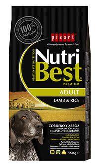 Nutri Best adult lamb telepiensoscanarias 2017