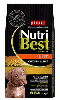 Nutri Best puppy chicken telepiensoscanarias 2017
