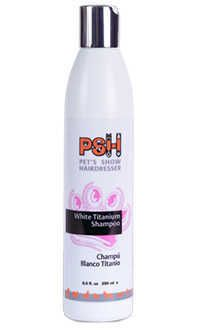 PSH champu perros blanco titanio TelepiensosCanarias