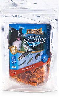 Prince Premium Salmon Cut