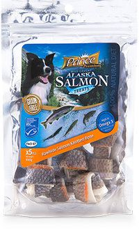 Prince Premiun Salmon Knotted Bone