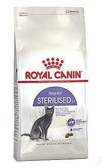 royal canin sterilised para gatos adultos esterilizados de 1 a 7 a os. Black Bedroom Furniture Sets. Home Design Ideas