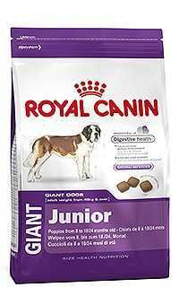 Royal Canin giant junior Telepiensoscanarias
