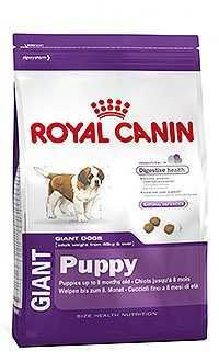 Royal Canin giant puppy Telepiensoscanarias