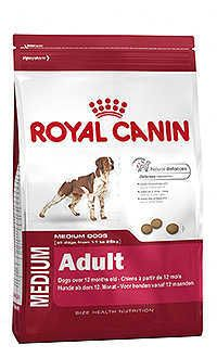 Royal Canin medium adult Telepiensoscanarias