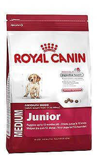 Royal Canin medium junior Telepiensoscanarias