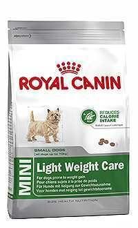 Royal Canin mini light weight care Telepiensoscanarias