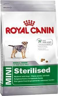 Royal Canin mini sterilised TelepiensosCanarias